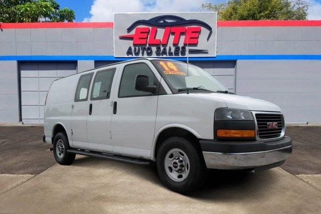 GMC Savana 2500 2014 price $12,995