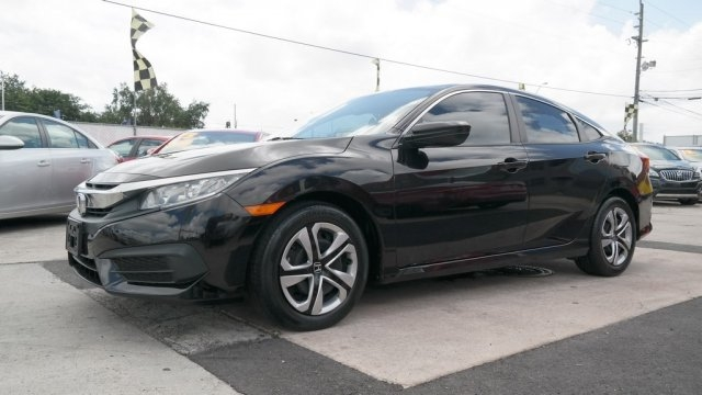 Honda Civic 2016 price $13,235