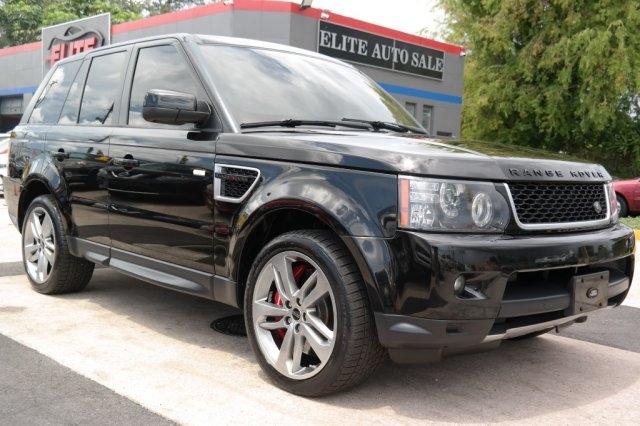 Land Rover Range Rover Sport 2013 price $22,847