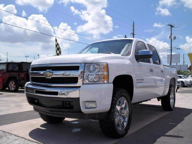 Chevrolet Silverado 1500 2011 price $11,999