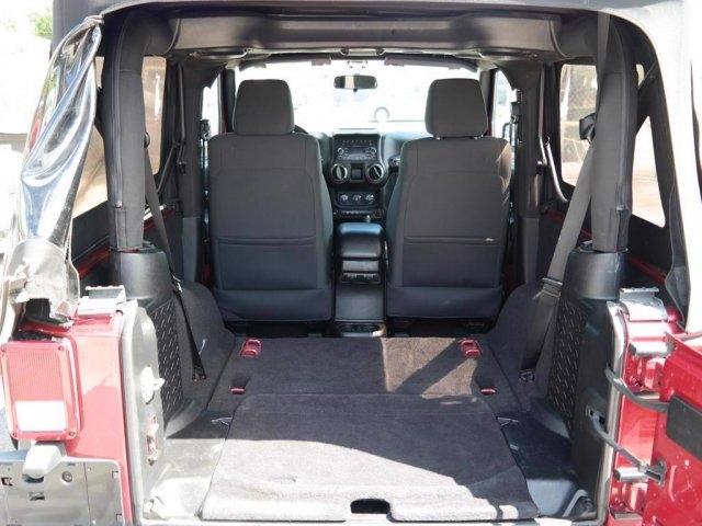 Jeep Wrangler 2012 price $13,800