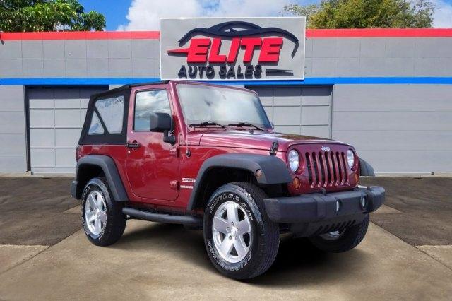 Jeep Wrangler 2012 price $15,836