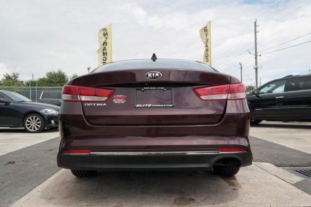 Kia Optima 2017 price $9,810