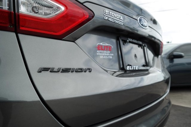 Ford Fusion 2014 price $8,215