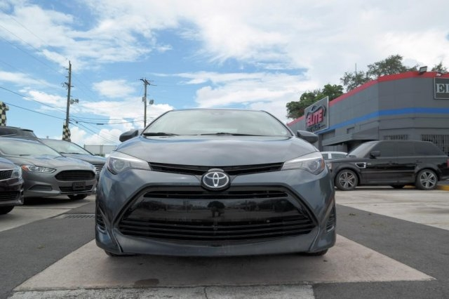 Toyota Corolla 2017 price $11,634