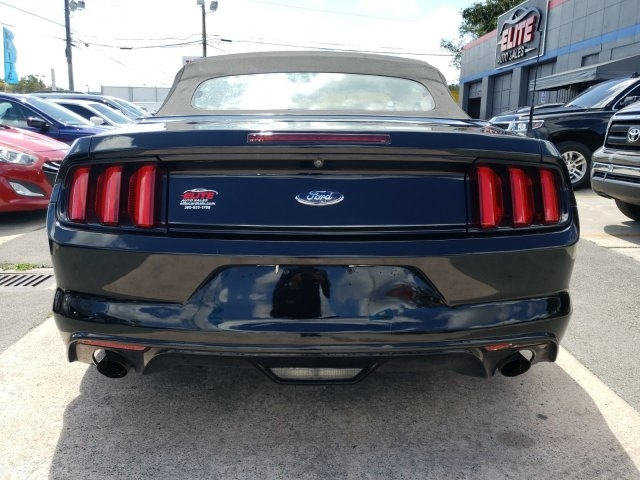 Ford Mustang 2015 price $12,626