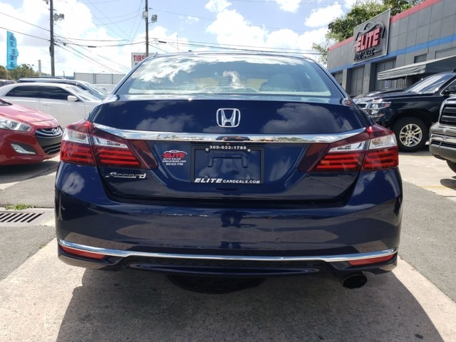 Honda Accord 2017 price $11,631