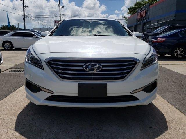 Hyundai Sonata 2016 price $11,920