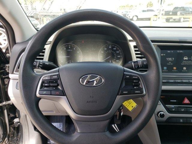 Hyundai Elantra 2017 price $10,887