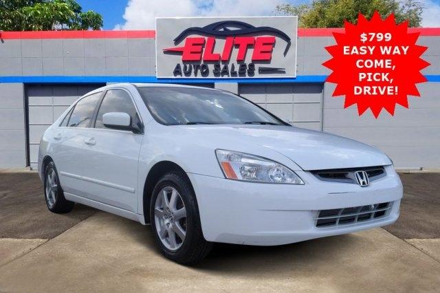 Honda Accord 2005 price $3,215