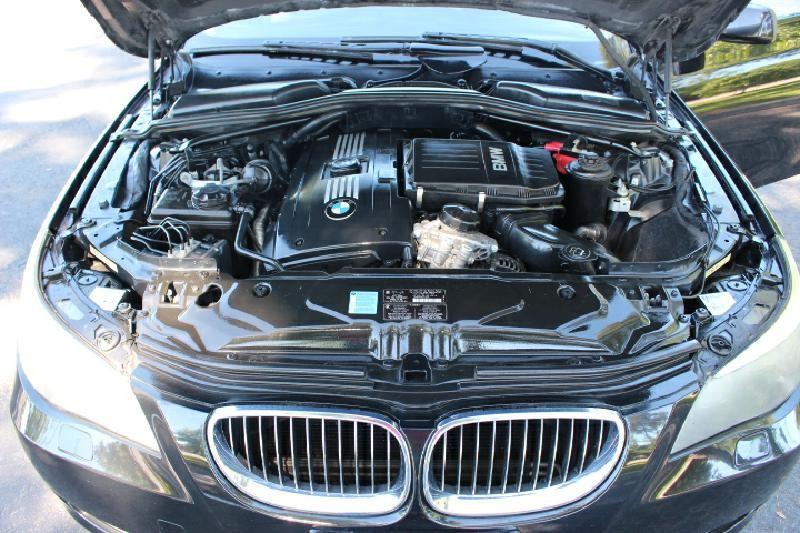 BMW 535 2008 price $6,987