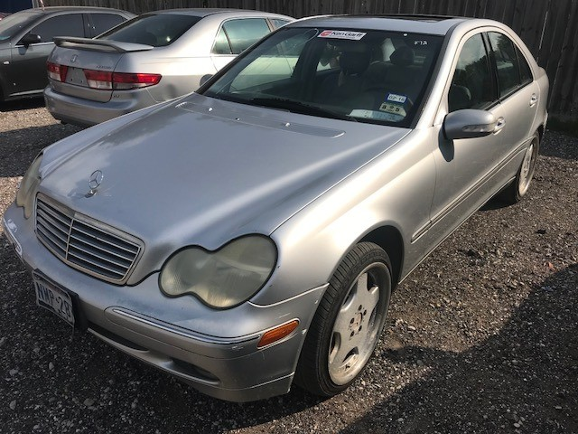 MERCEDES-BENZ C-CLASS 2001 price $500 Down