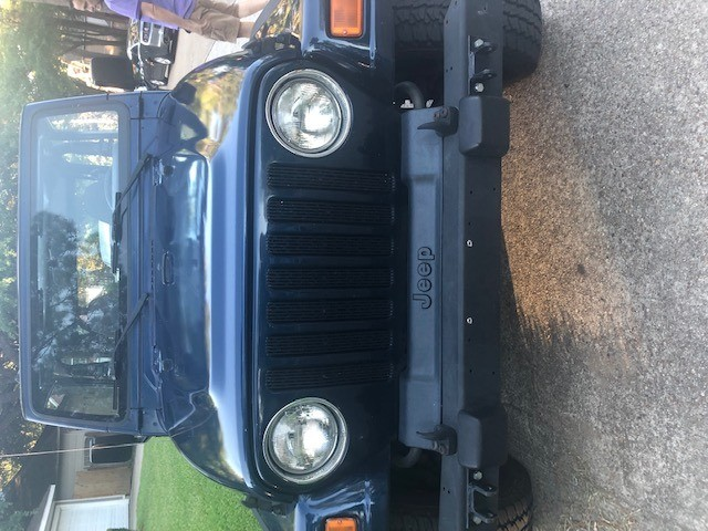 JEEP WRANGLER / TJ 2002 price $6,995