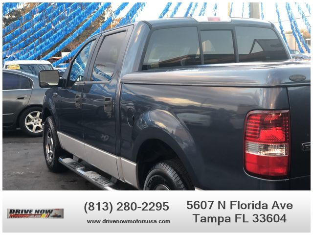 Ford F150 SuperCrew Cab 2006 price $5,495