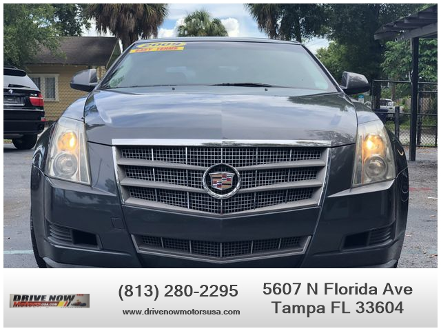 Cadillac CTS 2009 price $5,995