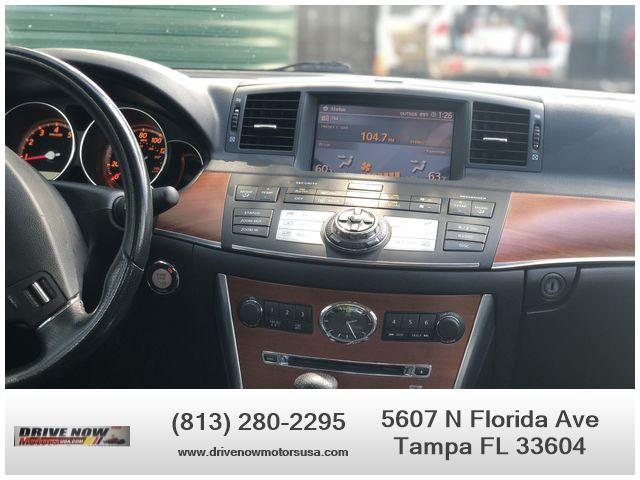 INFINITI M 2007 price $6,795