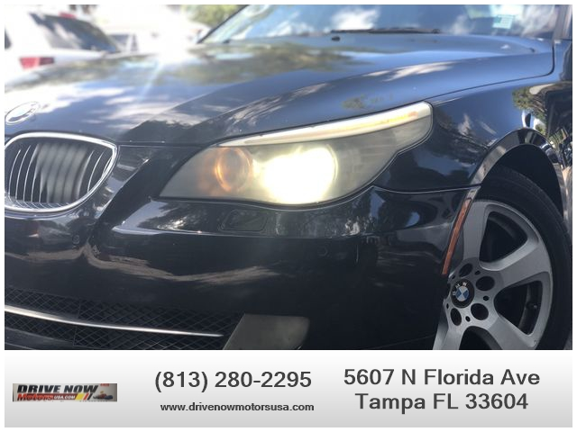 BMW 5 Series 2008 price $5,395