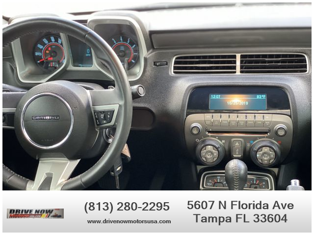 Chevrolet Camaro 2010 price $10,495