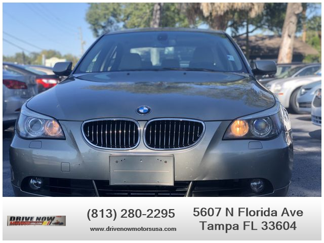 BMW 5 Series 2007 price Call for Pricing.