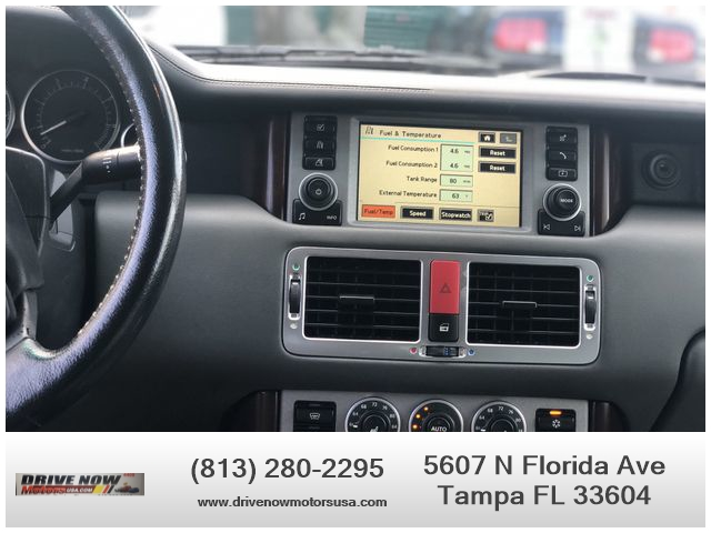 Land Rover Range Rover 2006 price $7,995
