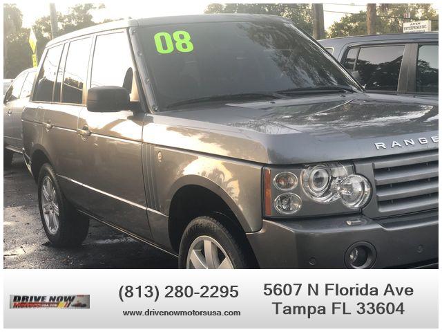Land Rover Range Rover 2008 price $7,495