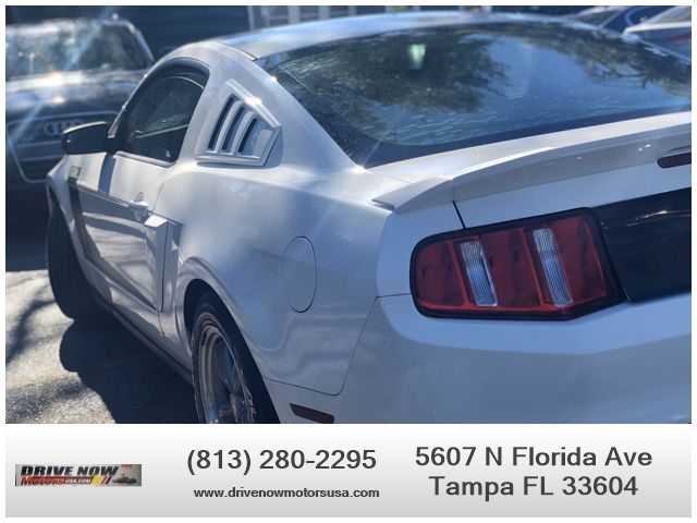 Ford Mustang 2011 price $9,495