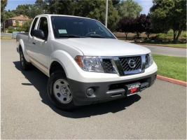 Nissan Frontier King Cab 2013