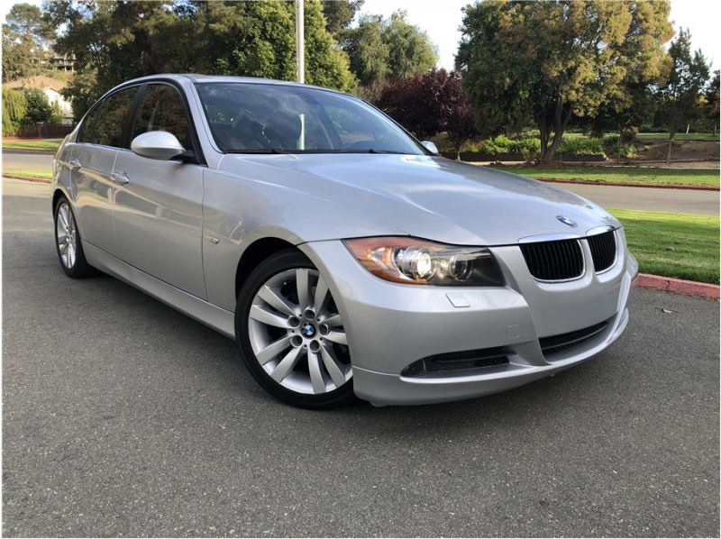 2007 bmw 3 series 328i sedan 4d bay motors auto dealership in concord california. Black Bedroom Furniture Sets. Home Design Ideas