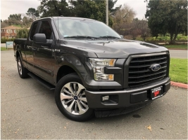 Ford F150 Super Cab 2017