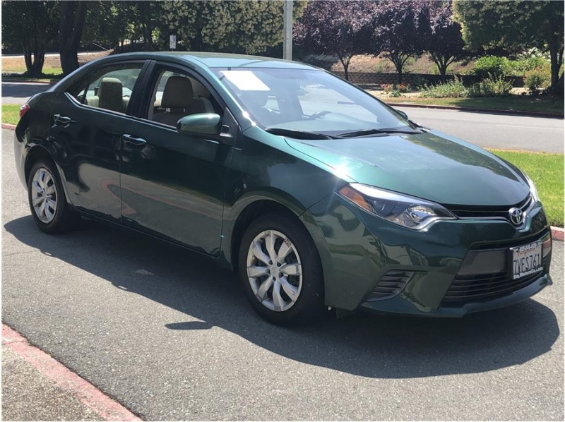Toyota Corolla 2016 price $7,990