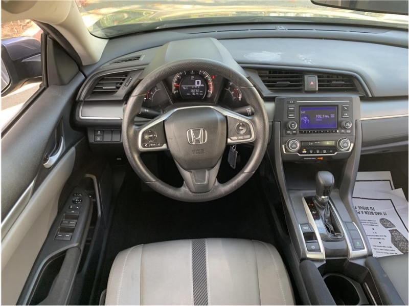 Honda Civic 2017 price $12,850