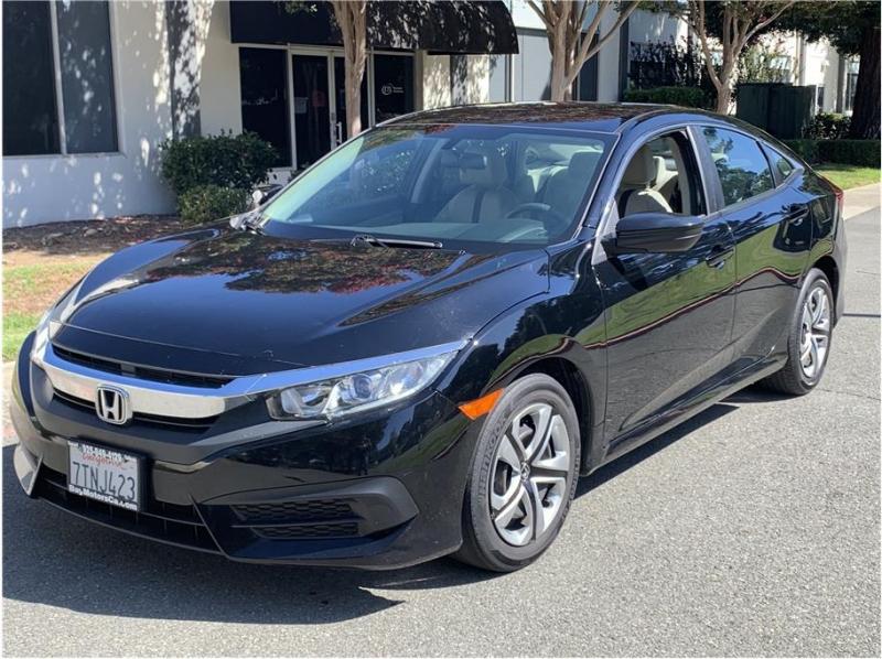 Honda Civic 2016 price $12,990