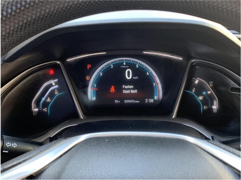Honda Civic 2017 price $15,990