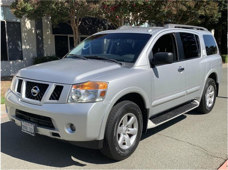 Nissan Armada 2013 price $13,990