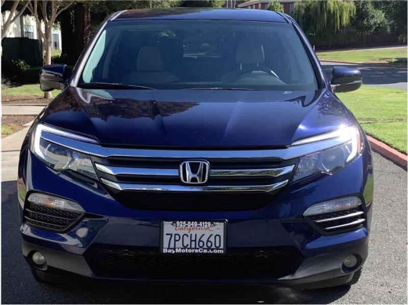 Honda Pilot 2016 price $19,990