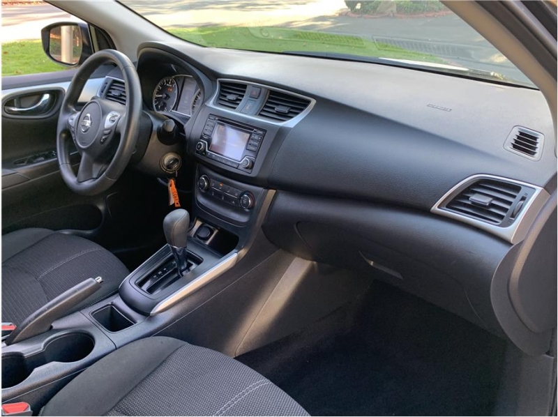 Nissan Sentra 2018 price $12,990