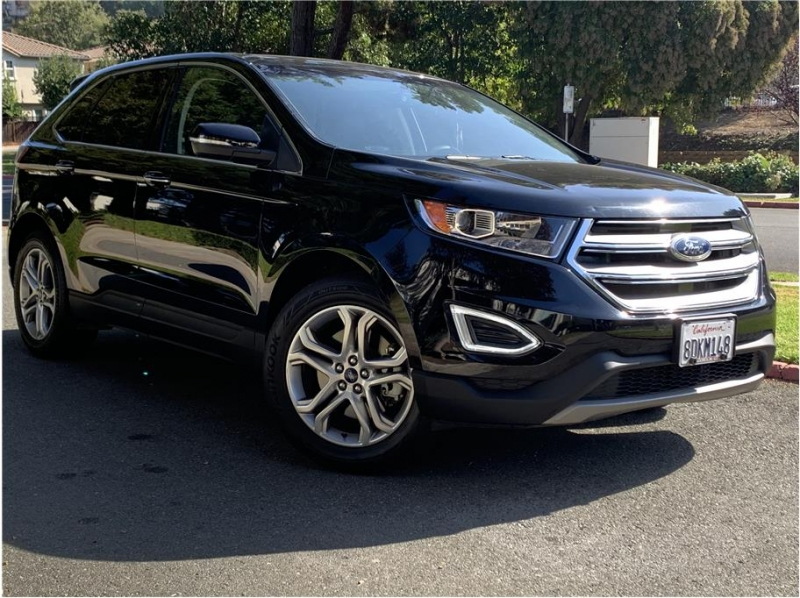 Ford Edge 2018 price $21,990