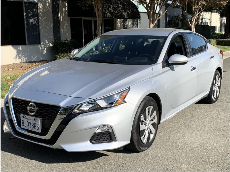 Nissan Altima 2019 price $16,990