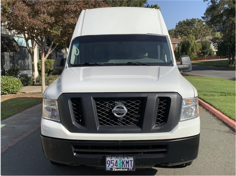 Nissan NV2500 HD Cargo 2017 price $22,990