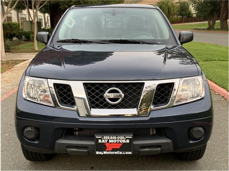 Nissan Frontier Crew Cab 2019 price $19,990