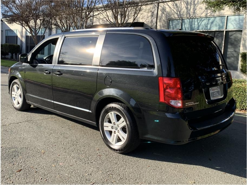 Dodge Grand Caravan Passenger 2018 price $13,990