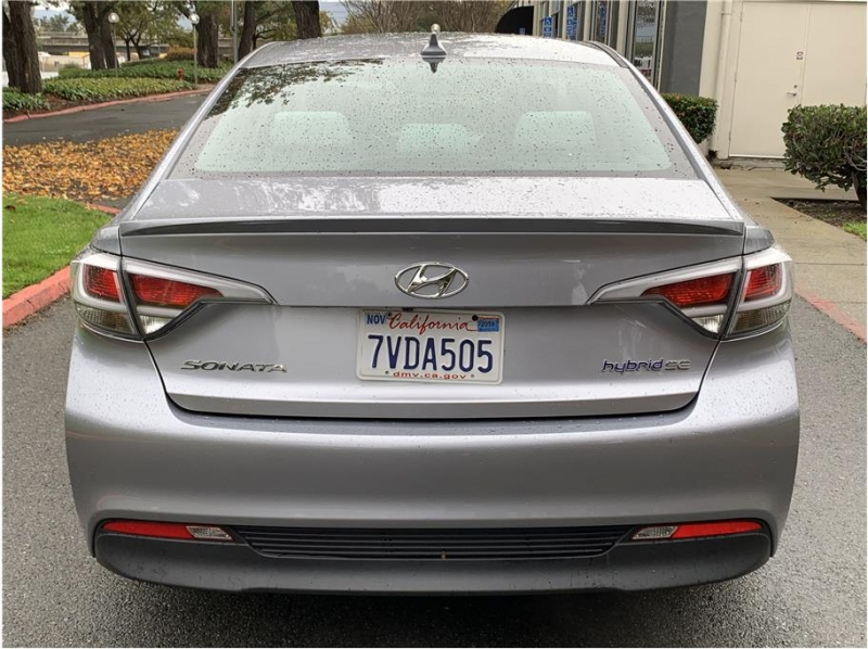 Hyundai Sonata Hybrid 2016 price $14,990
