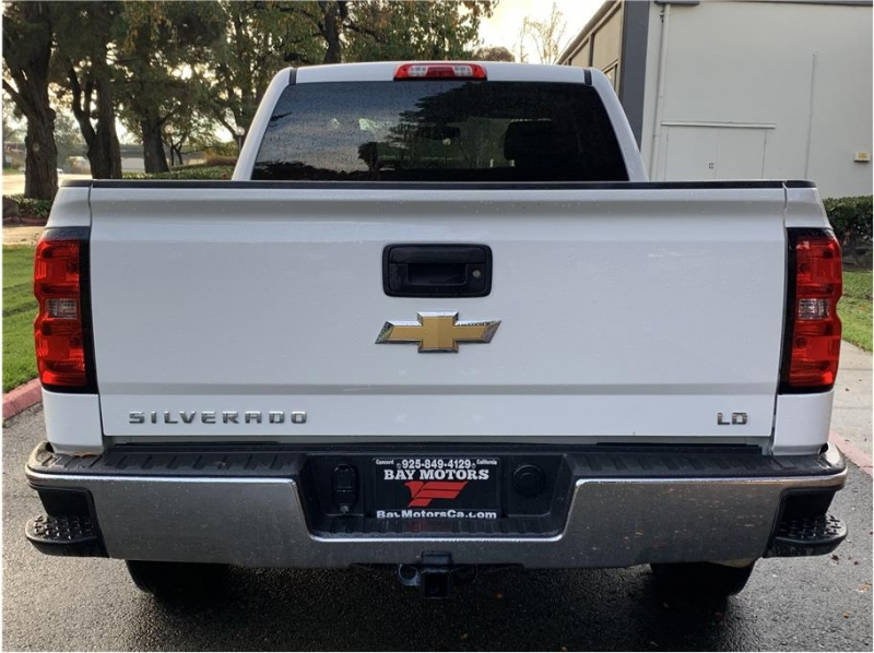 Chevrolet Silverado 1500 LD Double Cab 2019 price $24,800