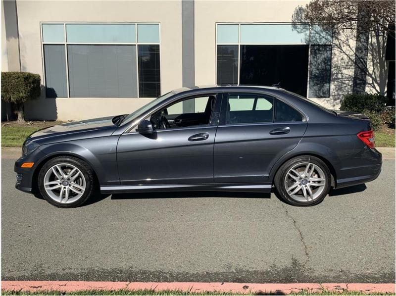 Mercedes-Benz C-Class 2014 price $14,850