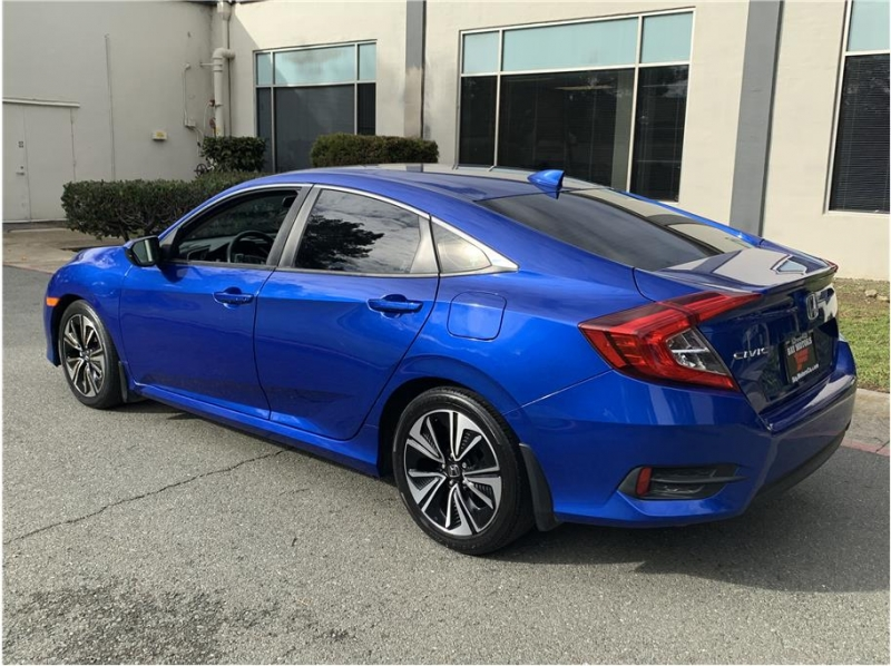 Honda Civic 2017 price $16,490
