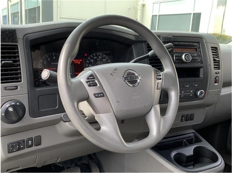 Nissan NV2500 HD Cargo 2017 price $21,990