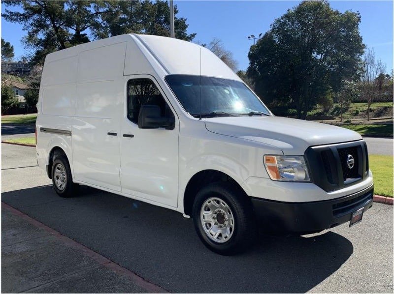 Nissan NV2500 HD Cargo 2013 price $13,500