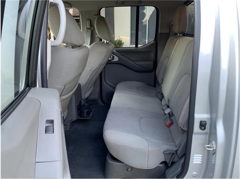 Nissan Frontier Crew Cab 2019 price $20,990
