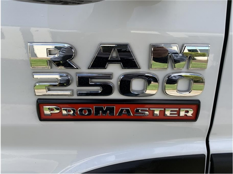 Ram ProMaster Cargo Van 2019 price $25,990