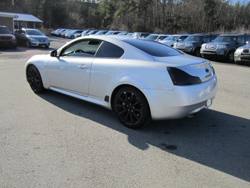 2009 Infiniti G37 Coupe 2dr Journey Rwd Inventory Atlanta Luxury